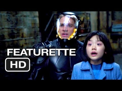 Pacific Rim Featurette - The Drift (2013) - Guillermo del Toro Movie HD