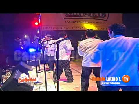 Music video Los Caribeños de Guadalupe - Historia de amor - Video Exclusivo : Canale Latino 1.Tv - Music Video Muzikoo