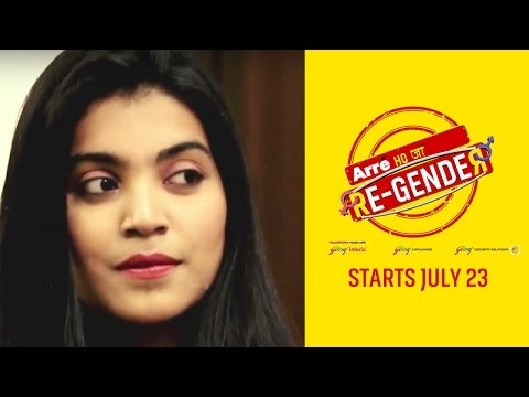 Arre Ho Ja Re-Gender | Lasheeta Sahay – The Demure Delhi Girl