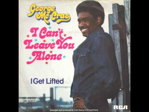 George McCrae - I Can't Leave You Alone