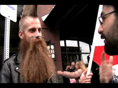 2010 National Beard and Moustache Championships in Bend