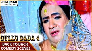 Gullu Dada 4 Hyderabadi Movie  Back To Back Comedy