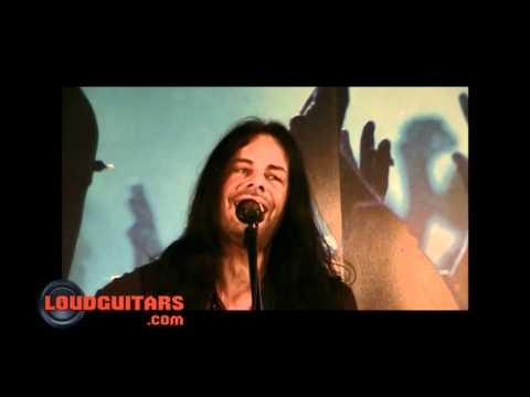 NAMM 2012-Richie Kotzen-Lag Guitars