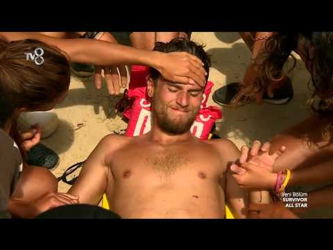 Survivor All Star - Anıl Oyun Sırasında Çok Kötü Sakatlandı (6.Sezon 19.Bölüm)