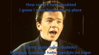 Watch Rick Astley This Must Be Heaven video