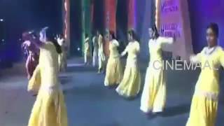 MLA Roja Hot Dance Performance On Live Stage