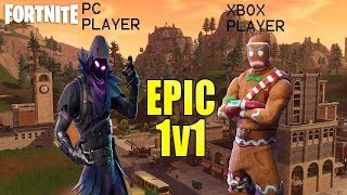 Best Console Player Trolling Vs Best PC Player