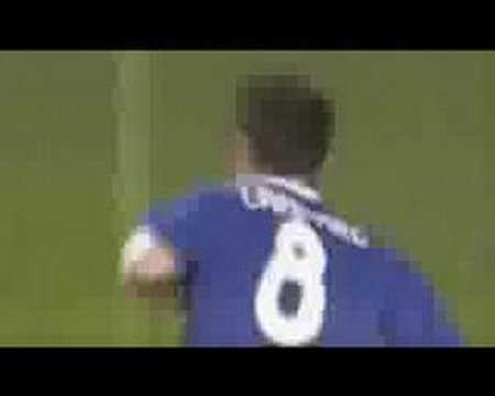 Steven Gerrard vs Frank Lampard Video