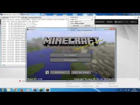 Descargar minecraft 1 7 2 Full Ultima version - mega - mediafire download