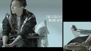 BIGBANG - GD's Talk (GD의 대답)_BLUE 30