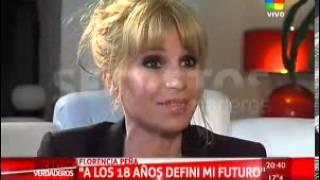 Primiciasya.com | Florencia Peña contó cómo fue su debut sexual