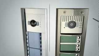 BTicino: nuove pulsantiere Sfera