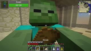 Sezon 8 Minecraft Modlu Survival Bölüm 8 - Elmas Çanta