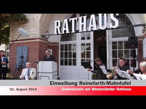 Nachrichten vom 01.08.2014 - NEWS - SYLT1 TV