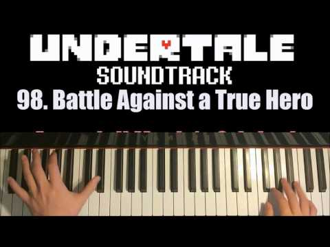 Misc Computer Games - Undertale - Battle Against A True Hero