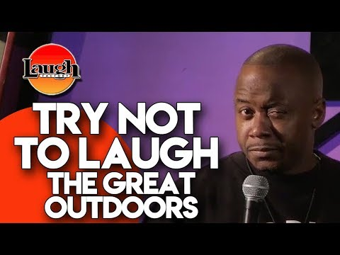 Try Not to Laugh  The Great Outdoors  Laugh Factory Stand Up Comedy