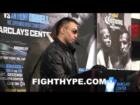 PAULIE MALIGNAGGI BREAKS DOWN PERFORMANCE AGAINST ZAB JUDAH THE GAME PLAN WORKED PERFECTLY