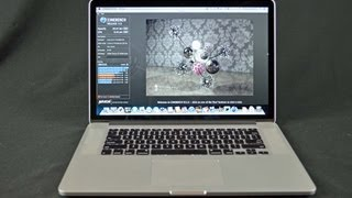 Apple MacBook Pro 15 (Retina Display): Speed & Performance