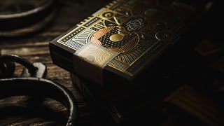 NPH Playing Cards (Review) - I solved the mystery!