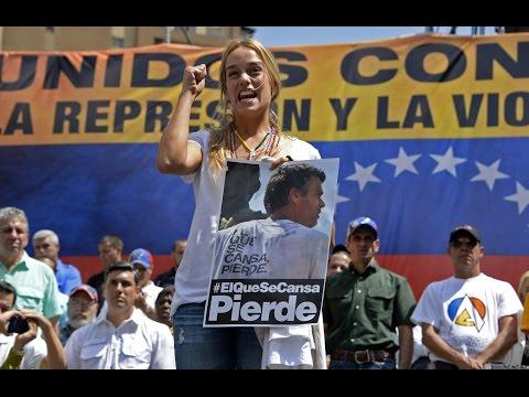 """Tintori: Maduro le ofreció una salida a Leopoldo Lopez si se iba del país; él dijo """"No"""""""