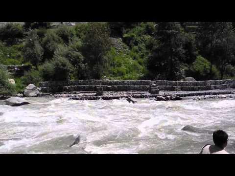 Mighty Beas flowing - Manali 2014