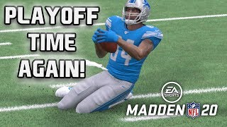 Madden NFL 20 MUT Squads! Playoff Time Again - On FIRE!