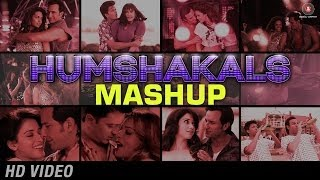 Humshakals Dance Mash up Video Song