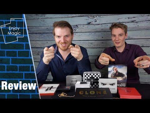 Enjoy Magic Review    Zauberartikel Reviews auf Deutsch