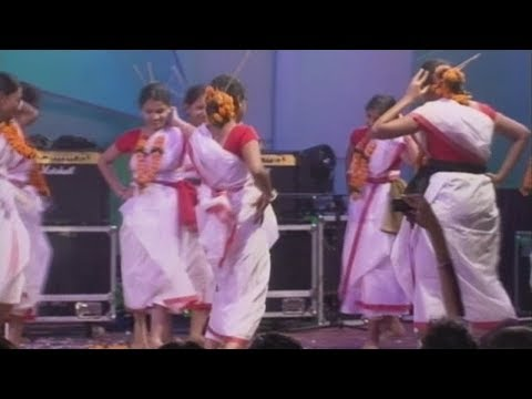 20. Bengali Folk Dance - Das Gupta & Group - Glitz 2013 video