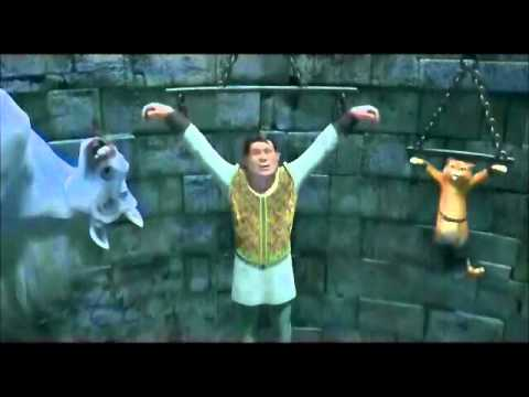 Shrek 2 - Mission impossible pinocchio