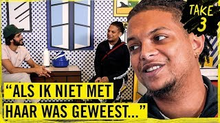 RONNIE FLEX over AUTO-TUNE en doet SHOUTOUT naar EX-VRIENDIN | TAKE 3: Ronnie Flex