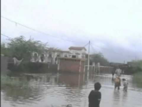 Khipro News Of Flood Mehran Tv video