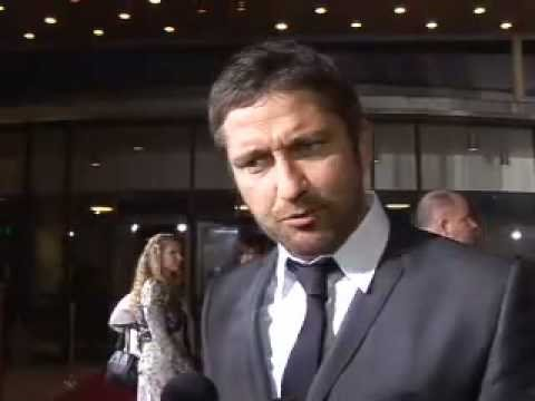 RocknRolla - THR at the Premiere