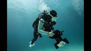 Underwater Photography Course - GoMEDIA @ Utila Dive Center - Jerry Gordon & Kristina Townsend