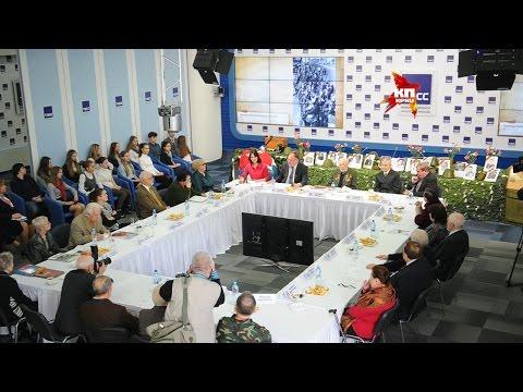 Журналисты на линии фронта: встреча военкоров Великой Отечественной