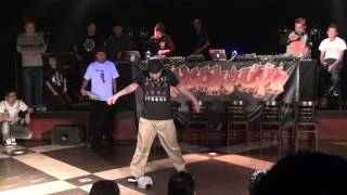 HOOK UP POP 2013.10.18【JUDGE SOLO】KEI ( Co-Thkoo / YO-BBO / FAB 5 BOOGZ )