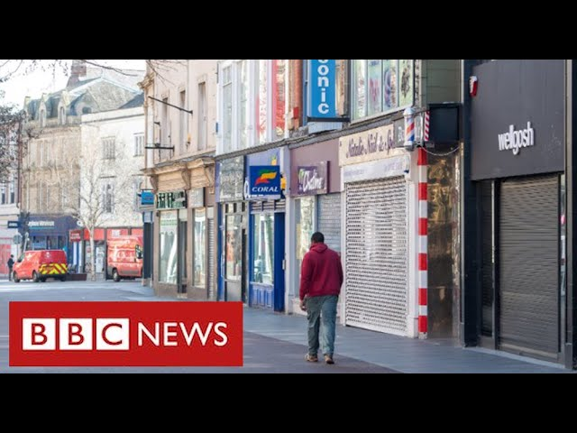 Play this video UK lockdown Бto continue until MarchБ with more than a million Covid cases in England - BBC News