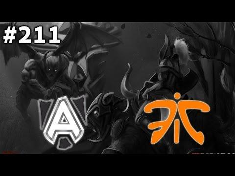 Alliance vs Fnatic - Game 3 [HyperX Dota 2 League Season 4 Playoffs] - Dota 2