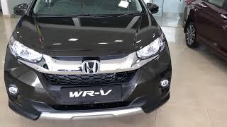 Honda WRV 2018 and edge edition   all variants shown