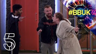 THE BIG TEASE: Tension hits boiling point   Big Brother 2018