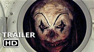 CLOWN OF THE DEAD Official Trailer (2019) Horror Movie