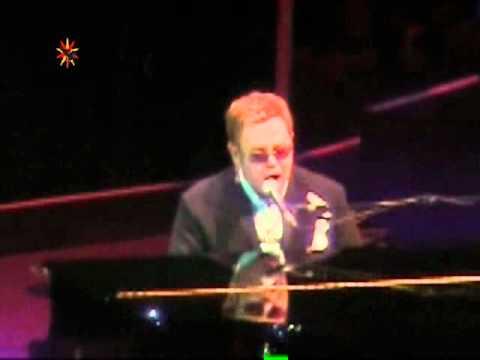 Empty Garden Elton John Youtube