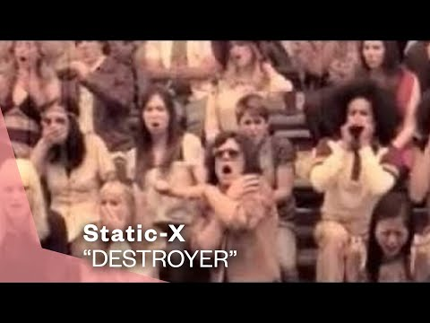 Static-X - Destroyer (Video)