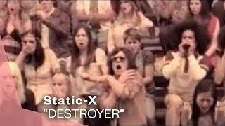 Клип Static-X - Destroyer