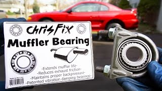 How to Replace a Muffler Bearing