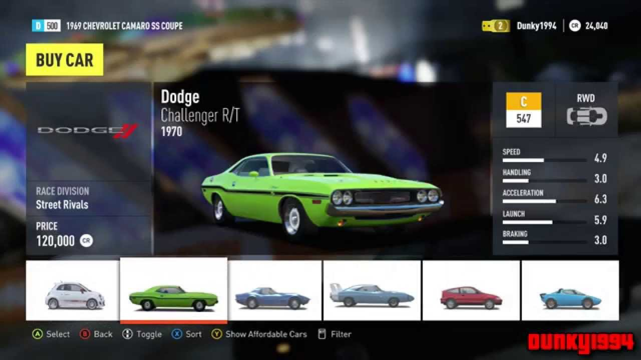 forza horizon 2 xbox 360 car list youtube. Black Bedroom Furniture Sets. Home Design Ideas