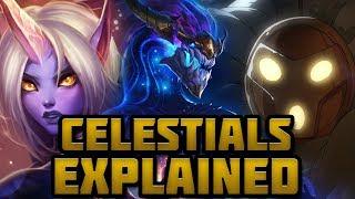Who Are Celestials? (Soraka Lore)