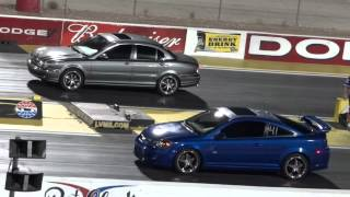 Chevy Cobalt vs Jaguar X-type