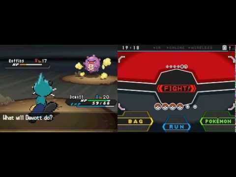 Pokemon Black 2: Relic Passage