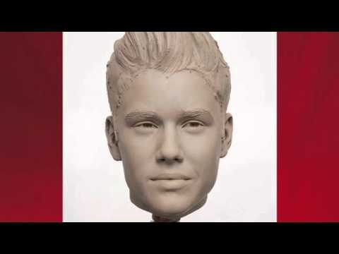 The Making of Justin Bieber's Wax Figure